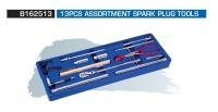 B162513 13PCS ASSORTMENT SPARK PLUG TOOLS