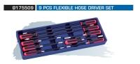B175509 9 PCS FLEXIBLE HOSE DRIVER SET