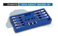 D164512 12PCS SOCKET DRIVERS SET