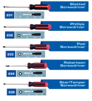 231 Slotted Screwdriver
