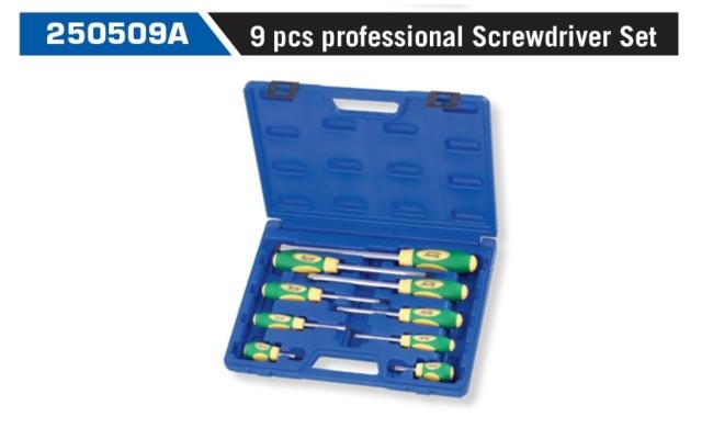 250509A 9 pcs professional Screwdriver Set