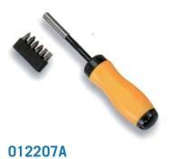 012207A 7 pcs Gearless Screwdriver Set