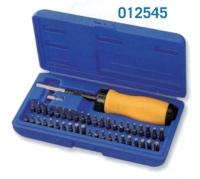 012545 45 pcs Gearless Screwdriver Set