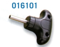 016101 Short Shaft T-Handle Gearless Screwdriver
