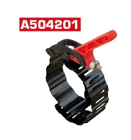 A504201 Wrinkle Band Piston Ring Compressor n For compressing rings on pistons 2-5