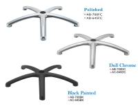 Aluminum Chair Bases-5 Legs