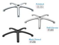 鋁製五爪椅腳