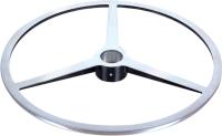 鋁製圓盤椅腳