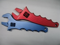 Cens.com Aluminum Adjustable Wrench GOLDEN BLOOM LTD.