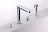 Cens.com Charming Kitchen Faucet W/Sprayer SHENG TAI BRASSWARE CO., LTD.