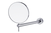 Wall-mounted Swivel Magnifying Mirror