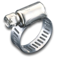 Mini American Style Hose Clamp