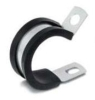 Rubber Lined Hose Clamps / Rubber Clips