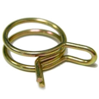 Spring Type Hose Clamps Double Wire Hose Clamps Hose Clamps