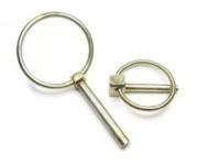 Safety Pin Rings / Linch Pins / Lynch Pins