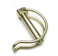 Shaft Lock Pin / Tube Clip / Linch Pin / Lynch Pin