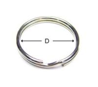 Angle Standard Key Ring / Round Type Key Ring