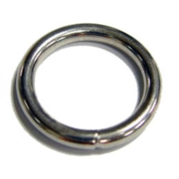 Stainless Steel Welded Round Ring