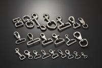Zinc Hook / Snap Hook (Set)