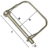 COUPLER LOCK PIN TYPE-2