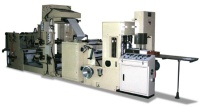 Automactic Napkin Paper Making Machine