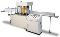 Wet-Paper-Ttowel Cutting & Folding Machine
