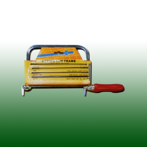 """5"""" Depth-Coping Saws / Coping Saws / Saws"""