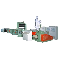 Pp/Hdpe Flat Yarn Making Machine (Standard Type)