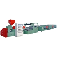 Pp/Hdpe Flat Yarn Making Machine (Economical Type)
