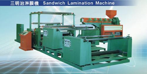 Sandwich Lamination Machine