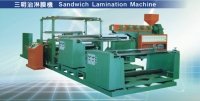 Sandwich Lamination Machine