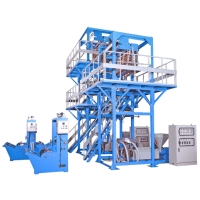 Ldpe/Lldpe/Hdpe Blowing Film Making Machine (Standard Type)