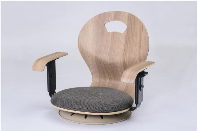 和室椅(有扶手)
