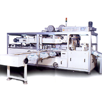 Automatic Bundle Packaging Machine