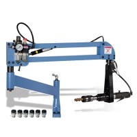 Cens.com Vertical Air Tapping Machine GT-20-24HS Series WELLCAM MACHINERY CORP.
