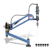 Vertical Air Tapping Machine  GT-10-12-16VS Series