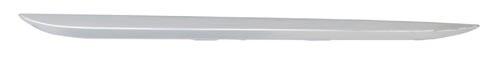 R.BUMPER CHROME MOULDING SIDE LH ABS+PC  W205 AV EL 15-