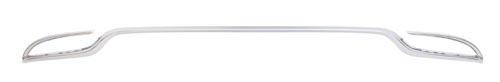 R.BUMPER MOULDING W/CHROME CENTER LOW ABS+PC W205 15-