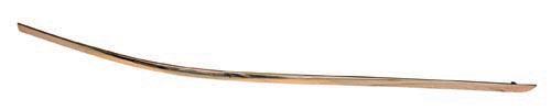 後桿飾條(電鍍) RH ABS+PC W204  11-