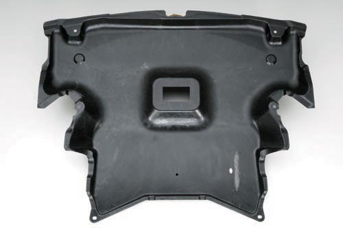 引擎下護板 W203 01-07