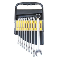 9 pc Wrench Set