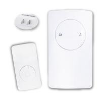 Battery-free wireless doorbell