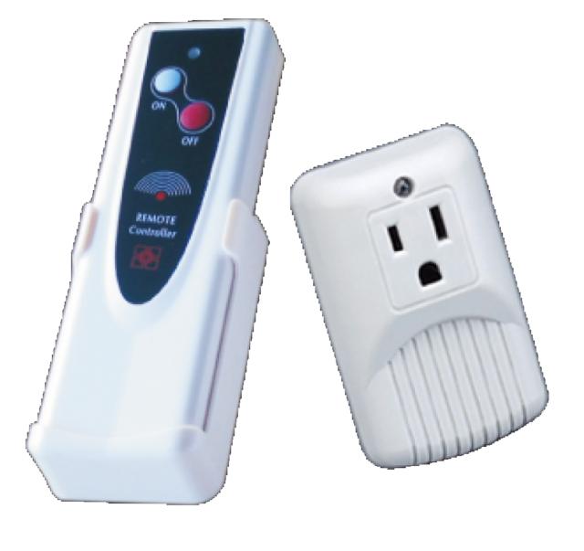 Digital remote control power socket