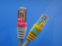 Cens.com CAT.6A Patch Cord EXCELLENCE WIRE INDUSTRIAL CO., LTD.