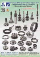 Cens.com Transmission Gear FU-SHEN INDUSTRIAL CO., LTD.