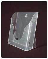 Cens.com A5 Single Tier Brochure Holder INTERNATIONAL ACRYLIC CO., LTD.