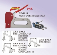 Multi-Functions Staple Gun