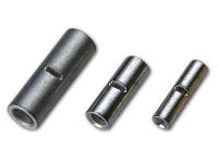 Non-Insulated Butt Connector/solderless terminal / tubular / non-insulated / copper