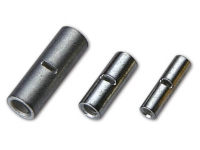 Non-Insulated Butt Connector/solderless terminal / tubular / non-insulated / copper