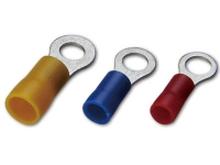 圆型端子/PVC绝缘圆型端子
